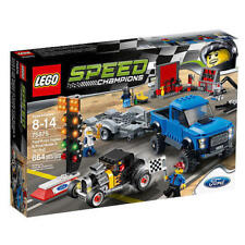 LEGO 75875 CITY - SPEED CHAMPIONS FORD RAPTOR & MODEL A '32 HOTROD - RACERS