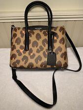 Beautiful Authentic Kate Spade Margaux Medium Leather Satchel Shoulder Handbag
