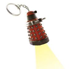 Doctor Who- Dalek Llavero linterna NUEVO