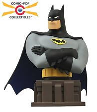 BATMAN THE ANIMATED SERIES MINI BUST STATUE! BTAS!
