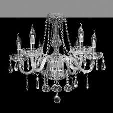 Marie Thérèse Clair Cristal&Verre  6-Light Lampe Suspension Lustre Chandelier