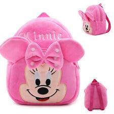 Toddler Kids Child Mini Lovely Animal Baby Backpack Schoolbag Shoulder Bag #10 E
