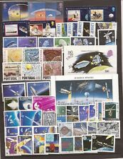 Europe-Space-Oriented issues-20 different countries, nice lot
