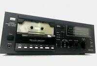 SANSUI SC-3330 Stereo Cassette Deck Vintage 1979 Refurbished Working Like NEW
