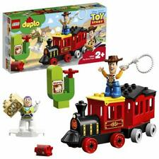 LEGO 10894 DUPLO Disney Pixar Toy Story 4 Train Role Playing Toddler Toy Set
