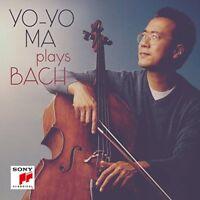 Yo-Yo Ma - Yo-Yo Ma Plays Bach [CD]