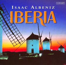 Isaac Albeniz - IBERIA 2-CD-Box Ricardo Requejo - Brilliant Records 2003 NEW