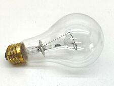 (6-Pack) Feit 200A/CL Incandescent 200-Watt Clear Lamp Light Bulb 200W A21