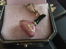NIB Juicy Couture Charm Nail Polish Manicure