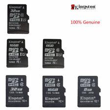 8GB 16GB 32GB Kingston Microsd SDHC TF C4/C10 TARJETA DE MEMORIA Memoria CAMERA