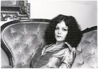 Gert Kreutschmann, Damenportrait, Original-Foto um 1975.