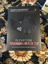 ELEVATION Training Mask 2.0 Athletic Exercise Workout Size Small 100-149lbs