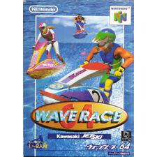 WAVE RACE 64  (KOMPLETT)  NTSC-J  JAP JPN   Nintendo 64 N64