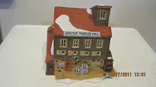 DEPT 56 - NEW ENGLAND SMYTHE WOOLEN MILL - LIMITED EDITION + ACCESSORIES