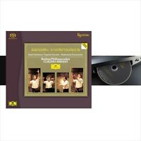 ESOTERIC Claudio Abbado BPO Brahms 4 Symphonien 3 SACD Hybrid JAPAN NEW