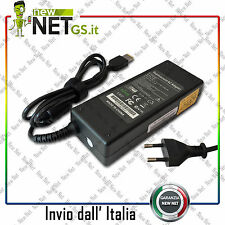 Alimentatore Caricabatterie Caricatore per LENOVO IDEAPAD Y70 90W USB 01056