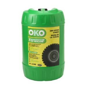 OKO 25 LTR TYRE SEALANT PUNCTURE FREE ANTI PUNCTURE OFF ROAD DRUM STOP PUNCTURES