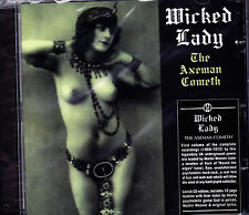 Wicked Lady The Axeman saluons CD Nouveau neuf dans sa boîte/SEALED