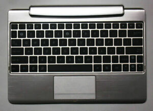 ASUS TF700 TF700T Transformer Pad Infinity Mobile Docking Station Keyboard GRAY