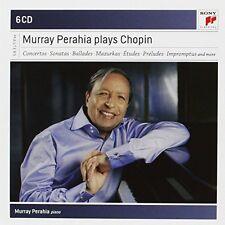 Chopin / Murray Perahia - Perahia Plays Chopin [New CD] Boxed Set