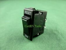 Atwood 34007 RV Hydro Flame Furnace Heater 5 Amp Circuit Breaker On Off Switch
