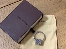 LOUIS VUITTON BAG CHARM key ring.
