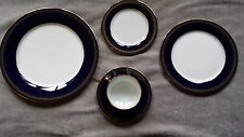 Genuine Cobalt Collection by Christineholm in Romanov Pattern 5 Piece Set VGUCsb