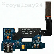 Samsung Galaxy Note 2 gt-n7100 connettore di ricarica USB Flex REV 1.0 CONNETTORE DOCK CHARGE
