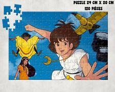 puzzle LES MYSTÉRIEUSES CITES D'OR