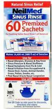 Neilmed Sinus Rinse 60 Pre Mixed Sachets