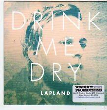 (FI105) Lapland, Drink Me Dry - 2014 DJ CD