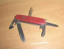 Original SCHWEIZER TASCHENMESSER Armeemesser Kult Camping Wandern outdoor knife