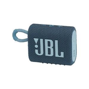 JBL Go 3 Portable Bluetooth Speaker -Blue (JBLGO3BLUAM)