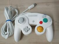 L824 Nintendo GameCube official Controller White Japan GC