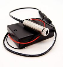 405nm 50mW Focusable Violet-Blue Laser Dot Module/with battery case