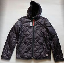 VESTE G-STAR SETSCALE RALLO HOODED QUILTED OVERSHIRT (Lead) TAILLE S  VAL 130€