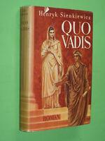 Quo Vadis - Henryk Sienkiewicz - 1951 Knaurs Volksausgabe Geb. (6)