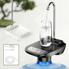 Automatic Electric Water Pump Dispenser Bottle Drinking USB Rechargeable