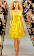 Very Rare Runway Oscar De La Renta Dress (Retail $3000)