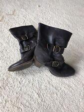 Fiorentini + Baker Stiefeletten / Boots schwarz Gr. 39