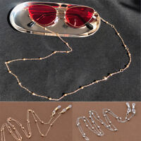 Eye Glasses Sunglasses Spectacles Eyewear Chain Holder Cord Lanyard Necklace Hot