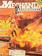 Mechanix Illustrated Magazine How To Prevent A Fire October 1982 042118nonrh