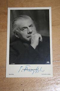 Friedrich Kayssler , ca 9x14cm ,Ross  3163/1 (#A15)