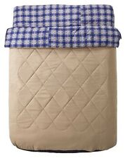 OZTRAIL OUTBACK COMFORTER  (-5cel.) DOUBLE SIZE TWO PERSON DUO SLEEPING BAG