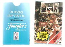 Michael Jordan 1988 88 Fournier NBA Estrellas BOX