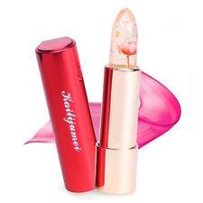 Kailijumei Jelly Lip Stick Flower Temperature Change Lipstick Lips 4 Colors UK