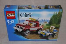Lego City 4437 POLICE PURSUIT - Brand New