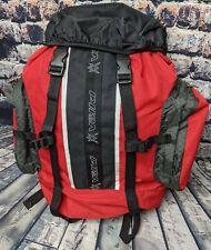 Volkl Ski Patrol Backpack Race Red Boots Gear Bag Overnight Hiking Waist Belt