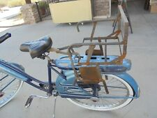Vintage Schwinn Approved Bicycle Childs Seat