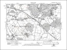 Antique European Maps & Atlases Oxford